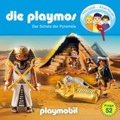 Folge 52: Der Schatz der Pyramide von Die Playmos