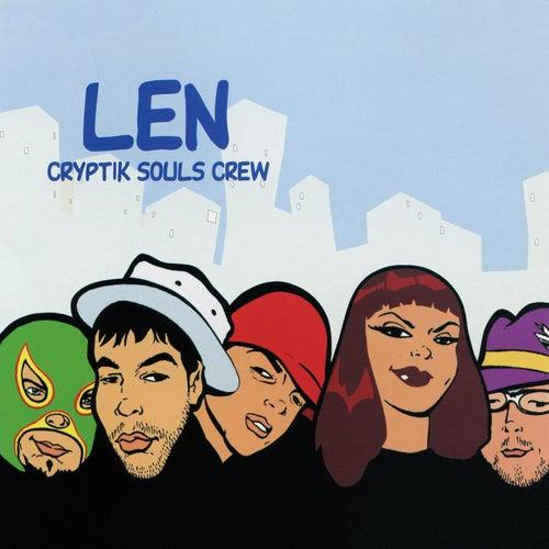 Cryptik Souls Crew EP by Len