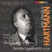 Violin Solo, Vol. 8 by Renate Eggebrecht