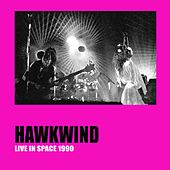 TV Suicide / Back in the Box / Paranoia / Assassins of Allah / Images / Hi-Tech Cities (Live in Space 1990) by Hawkwind