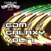 EDM Galaxy, Vol. 7 de Various Artists