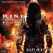 Heavy on My Mind: Rise from the Flames Series (feat. Stephen Hobbs) by Soldier Hard