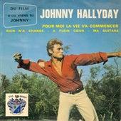 Pour Moi La Vie Va Commencer de Johnny Hallyday