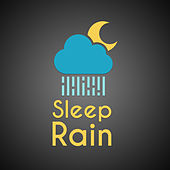 Sleep Rain – Beautiful Sounds of Nature, Soft Rain, Ocean Waves for Calm Down, Pure Relax & Good Night, Easily Fall Asleep by Relax - Meditate - Sleep