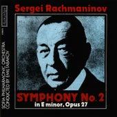 Sergei Rachmaninov: Symphony N 2 in E Minor, Op.27 by Sofia Philharmonic Orchestra