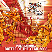 International Battle Of The Year 2008 - The Soundtrack de Various Artists