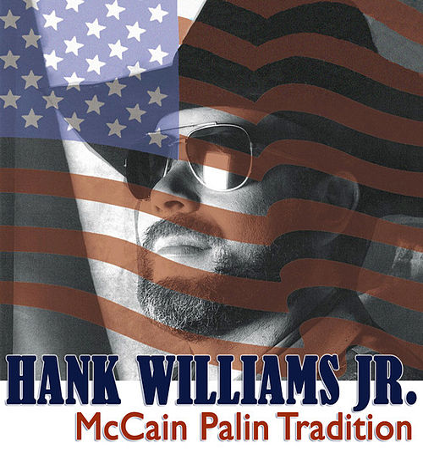 Mccain Palin Tradition (Single) by Hank Williams, Jr.