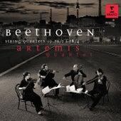 Beethoven String Quartets No.2 & No.4 by Artemis Quartet