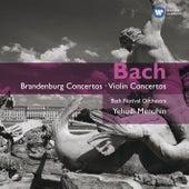 Bach: Brandenburg and Violin Concertos by Various Artists