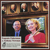 Zukerman and Newman Play Bach, Haydn & Hummel by Anthony Newman