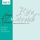 Rita Streich - Königin der Koloratur, Vol. 3 von Various Artists