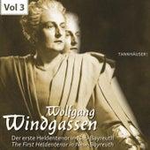 Der erste Heldentenor in Neu-Bayreuth - Wolfgang Windgassen, Vol. 3 von Various Artists
