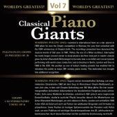 Classical - Piano Giants, Vol.7 de Maurizio Pollini