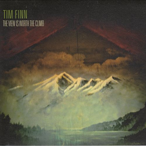 The View Is Worth the Climb by Tim Finn