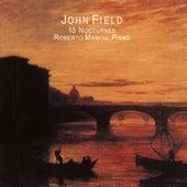 Field: 15 Nocturnes by Roberte Mamou