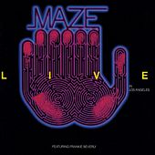 Live In Los Angeles de Maze Featuring Frankie Beverly