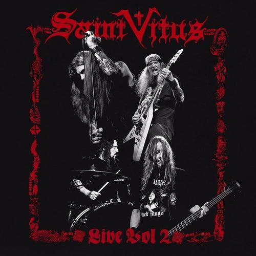 Live Vol. 2 by Saint Vitus