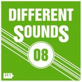 Different Sounds, Vol. 8 von Various Artists