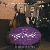 Live at Caffe Vivaldi, Vol. 2 by Roger Davidson Trio