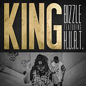 King (feat. H.U.R.T.) by Bizzle