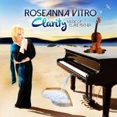 Clarity: Music of Clare Fischer by Roseanna Vitro