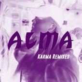 Karma Remixes by ALMA