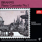 Brahms: Concerto for Piano and Orchestra No. 1, Op. 15 by Czech Philharmonic Orchestra