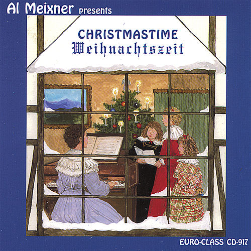 Weihnachtszeit, Christmastime in Germany by A.L.