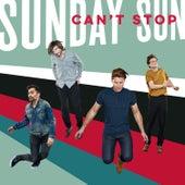Can't Stop van Sunday Sun