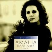 The art of Amália Rodrigues Vol. II de Amalia Rodrigues