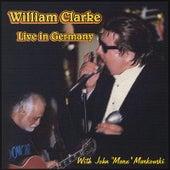 Live in Germany de William Clarke
