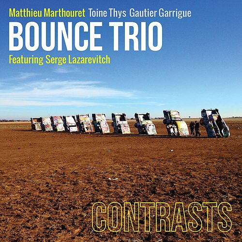 Bounce One by Bounce Trio Matthieu Marthouret
