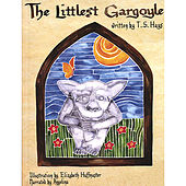 Littlest Gargoyle Book and Audio Cd de Angelina