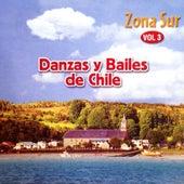 Danzas y Bailes de Chile: Zona Sur (Vol. 3) de Various Artists