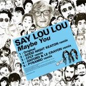 Kitsuné: Maybe You - EP von Say Lou Lou