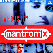 Who Is It? de Mantronix
