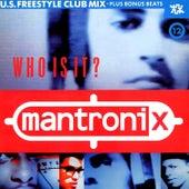 Who Is It? von Mantronix