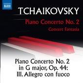Piano Concerto No. 2 in G Major, Op. 44, TH 60: III. Allegro con fuoco by Eldar Nebolsin