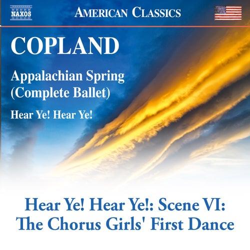 Hear Ye! Hear Ye!: Scene 6, The Chorus Girls' First Dance by Detroit Symphony Orchestra