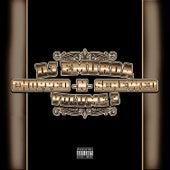 Chopped & Screwed Vol. 3 (2004) by DJ Emurda