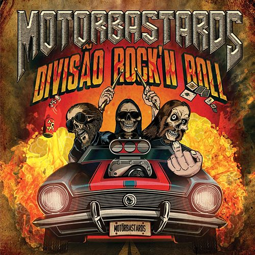 Divisão Rock' N Roll by Motorbastards