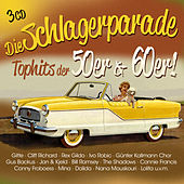 Die Schlagerparade - Top Hits der 50er & 60er de Various Artists