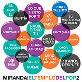 El Templo del Pop, Vol. 2 by Miranda!