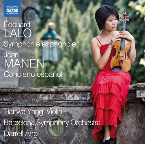 Lalo: Symphonie espagnole - Manén: Violin Concerto No. 1 by Tianwa Yang