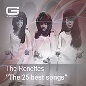 The 25 Best Songs von The Ronettes