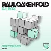 Paul Oakenfold - DJ Box September 2016 de Various Artists
