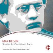 Reger: Sonatas for Clarinet & Piano by Thomas Lindhorst
