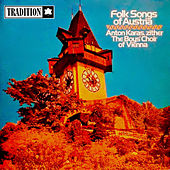 Folk Songs of Austria von Vienna Boys Choir