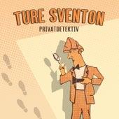 Privaktdetektiv by Ture Sventon