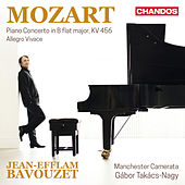 Mozart: Piano Concerto No. 18 in B-Flat Major, K. 456: III. Allegro vivace by Jean-Efflam Bavouzet